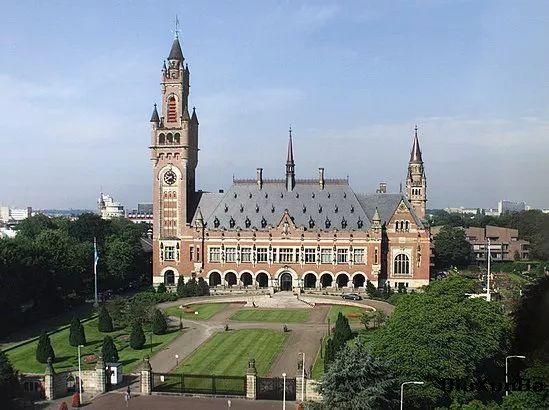 Διεθνές Δικαστήριο Χάγης