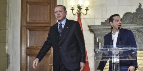 Τουρκική επιθετικότητα και ελληνικός κατευνασμός